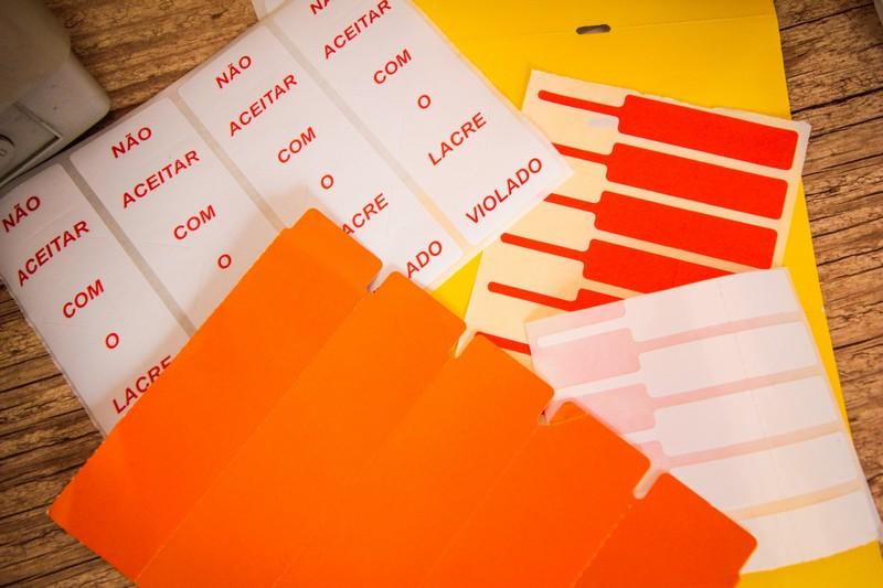Fabrica de etiquetas para código de barras