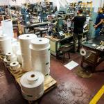 Fabricante de rótulos adesivos